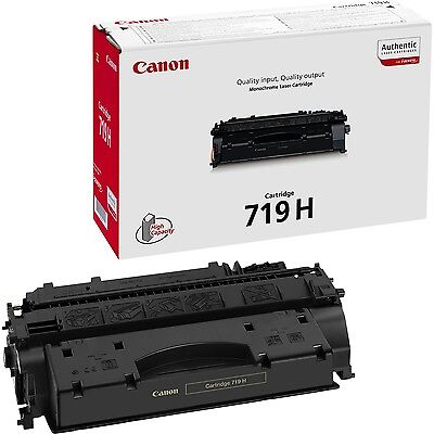 Canon 719H / 3480B002 Original Toner Cartridge