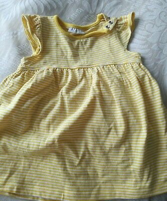 next baby girl dress 3-6 months