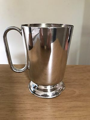 Vintage A1 Silver Plated Tankard - No Reserve