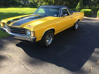 1972 GMC Other Super Sport 1972 GMC Sprint/Elcamino