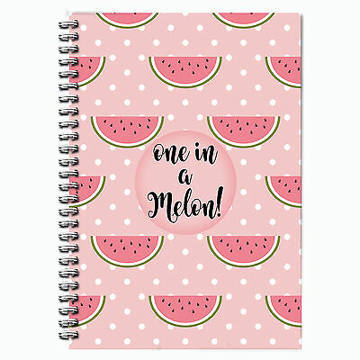 Food Diary Slimming World Compatible Diet Plan Book Log Journal *one In A Melon*