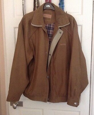 Stone Island Shimmer Jacket Brown