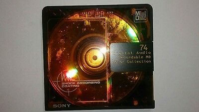 SONY Minidisc including case free delivery
