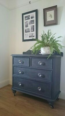 Beautifully restored Victorian Chest
