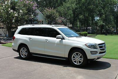 2013 Mercedes-Benz GL-Class GL450 4Matic Perfect Carfax Great Service and Maintenance History New Tires