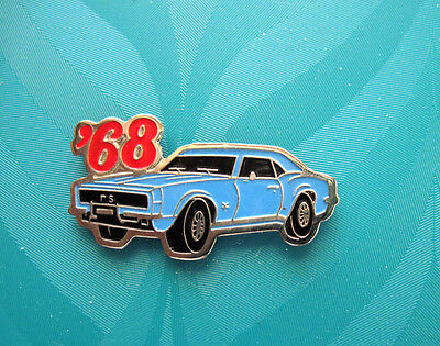 1968 CAMARO  RS  coupe - hat pin , lapel  pin , tie tac , hatpin GIFT BOXED