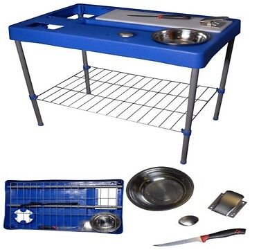 Granite River Outdoor Portable Fillet Station Fish Cleaning