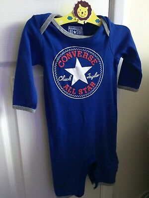 Converse Baby Grow 6-9 Months