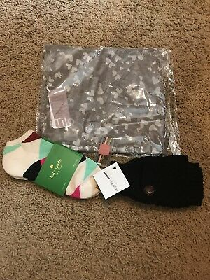 Popsugar FabFitFun Kate Spade Accessories Lot