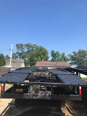 1999-2001 Miller Car Hauler Trailers, Great Condition