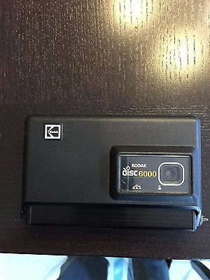 Kodak Disc 6000 Camera Vintage