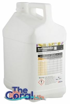 Red Sea Reef Foundation B (Alk) 5-Liter Jug - Authorized Red Sea Usa Dealer