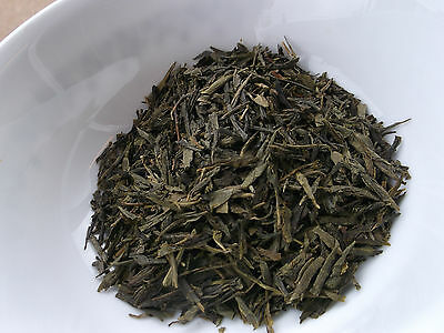 ORGANIC FUJI SENCHA Loose Leaf Green Tea (Vacuum Sealed) 500g (1.1 lbs)