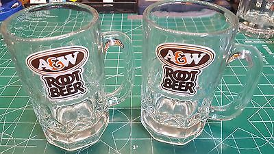 A&W mugs set of 2