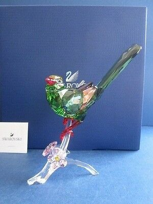 Swarovski Mother nature (Paradise) Green Magpie 5244650