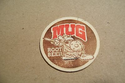 Vintage Mug Root Cardboard Bottle Cap