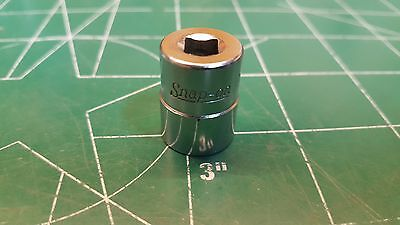 """Snap On TMD16 Socket, Shallow, 1/2"""", 12-Point -old logo"""