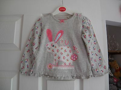 baby girls t shirt by TU aged 9-12 months good buy