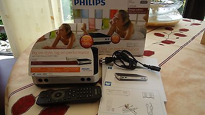 Philips DVD player DVP 4320 Design edition