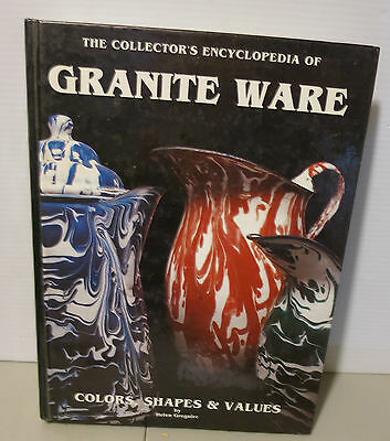 Antique Reference Book On Granitewear-Hard Cover