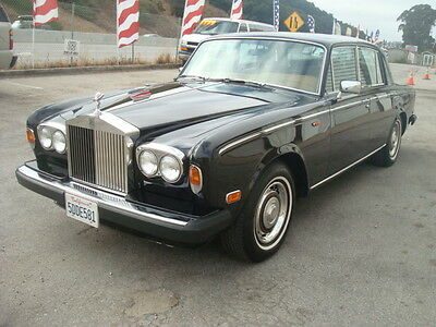 1979 Rolls-Royce Silver Shadow II CAR