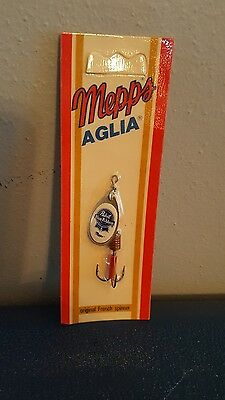 (VTG) 1980s Pabst beer mepps aglia fishing lure the original French spinner rare