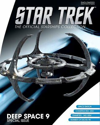 Eaglemoss Star Trek - Special Edition- Deep Space Nine (Magazine Only)