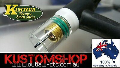 Gas Lens Kit, Pyrex! Suits 17, 18 & 26 Series Tig Welding Torches. Free Postage!
