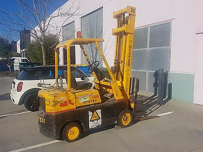 One Naughty Forklift