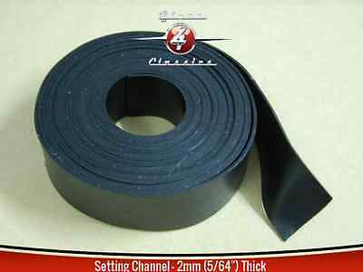 Glass / window setting tape 2mm thick x 5m. Suited to FX FJ FE FC FB EK EJ EH HR
