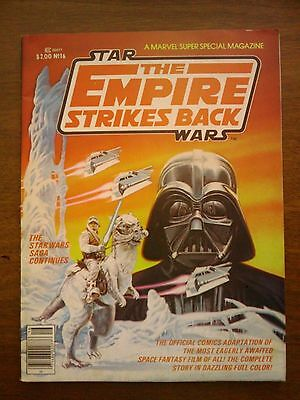 Marvel Super Special #16 Edition Star Wars: The Empire Strikes Back #2 (Spring 1
