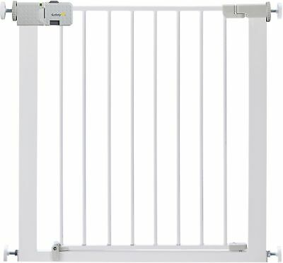 Safety 1st Secure Tech Pressure Fit Safety Stair Gate