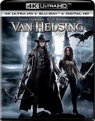 VAN HELSING   (4K ULTRA HD) - Blu Ray -  Region free