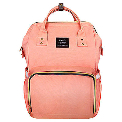 Baby Diaper Nappy Backpack Mummy Bag Large Changing Mom Bag Multifunctional