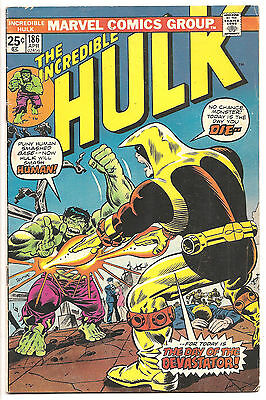 INCREDIBLE HULK #186 The DAY OF THE DEVASTATOR!