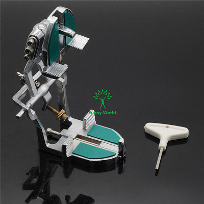 1 Adjustable Dental Teeth A2 Articulator for dental Lab Dentist Equipment New
