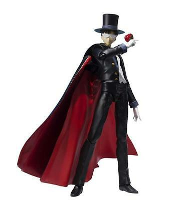 Sailor Moon Tuxedo Mask Anime PVC Action Figure New In Box