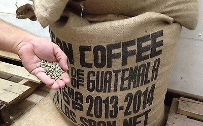 Coffee1kg Guatemala Arabica Premium Blended Roasted Beans $25 a kg  Free Sample.