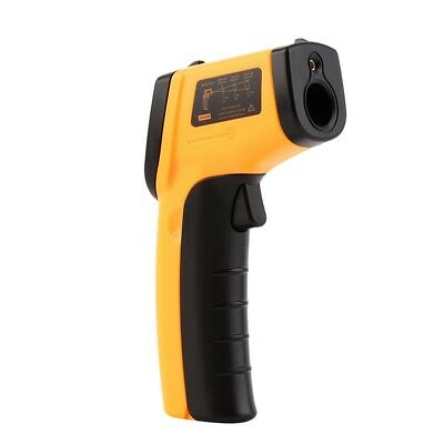 LCD Non-Contact IR Infrared Digital Gun Temperature Thermometer Laser Point 380℃