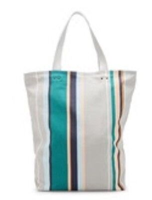 Country Road Variegated Stripe Tote Bag BNWT