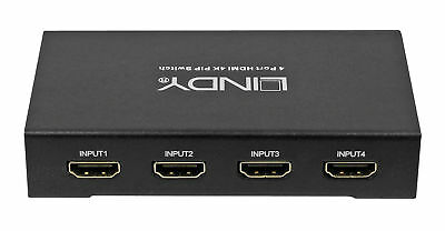 Lindy 38151 HDMI video switch - 38151