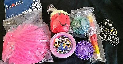 Squishy, tactile play, light up, fidget, sensory kit Special needs, autism, ADHD
