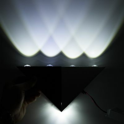 Cold White Morden LED Wall LIghts Wall Lamp Spot Lights Fixture Indoor Hallway