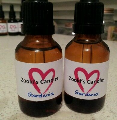 2 x 25ml Premium Quality Fragrance Oil Candle Supplies, Melt, Soaps, Oil Burners