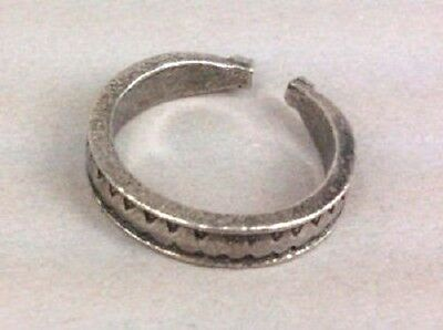 Viking Ring in Fine Pewter