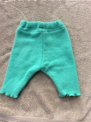 Wool Soaker Shorts Pants New