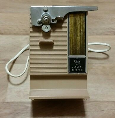 General Electric can opener - vintage