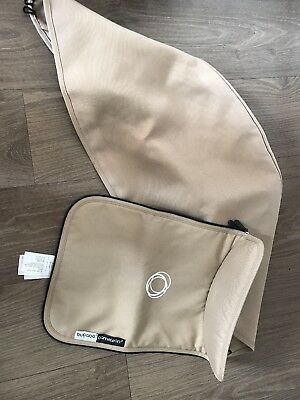 Bugaboo Cameleon Tailored Fabric Set In SAND immaculate