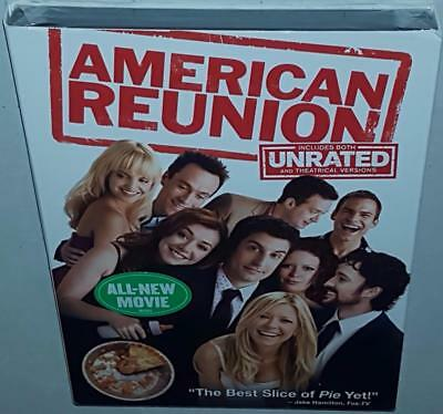 American Pie Reunion (Unrated) Brand New Sealed Region 1 Dvd