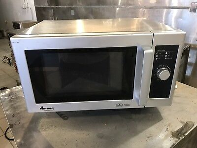 Amana Commercial Microwave RMS 10D